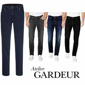 Atelier-GARDEUR-Jeans-BATU-2-Modern-Fit-Herren-Hose-Slim-Leg-Denim-NEU