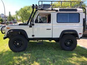 1997 Land Rover Defender NAS 90 - $82500 CAD