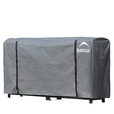Shelter Logic 8' Universal Full Length Log Rack Cover
