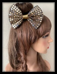 Glitter Hair Bow Clip Bobbles Hairband Headband Unicorn Ballerina Dress Shoes
