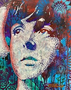 Dean-Russo-Art-Original-Artwork-Paul-McCartney-The-Beatles-Portrait-Art-Music