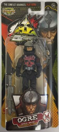 Le corps commando figurine-Ogre
