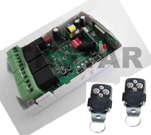 433Mhz Rolltor Funk Steuerung Empfänger TKStar Wifi Wlan 2x Handsender Smart