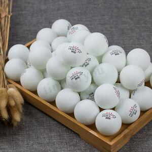 100Pcs-3-Stelle-40mm-OLYMPIC-Tavolo-da-Ping-Pong-Palline-Ping-Pong-Palline-Bianco-Arancione