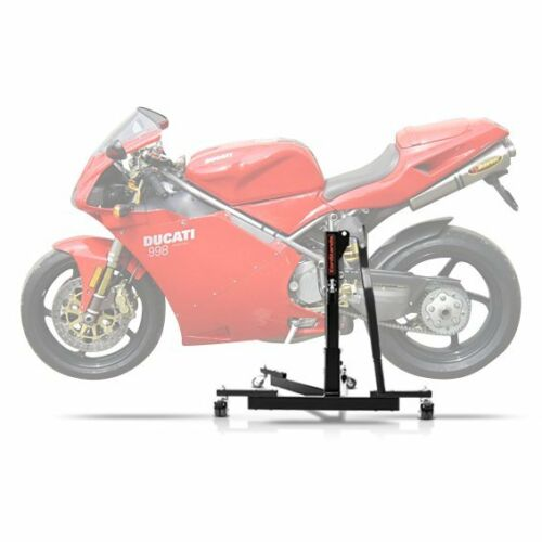 Support Centrale ConStands Power Evo Ducati 916 94-98 noir