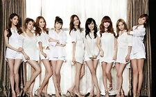 A3 SIZE - GIRL'S GENERATION 1 SNSD - K-Pop Girl GROUP  WALL DECOR ART POSTER