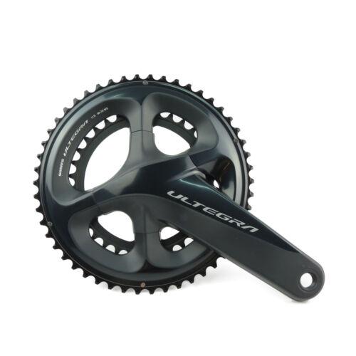 Shimano Ultegra FC-R8000 2x11speed 53-39T 172.5mm Road TT Bike Bicycle Crankset