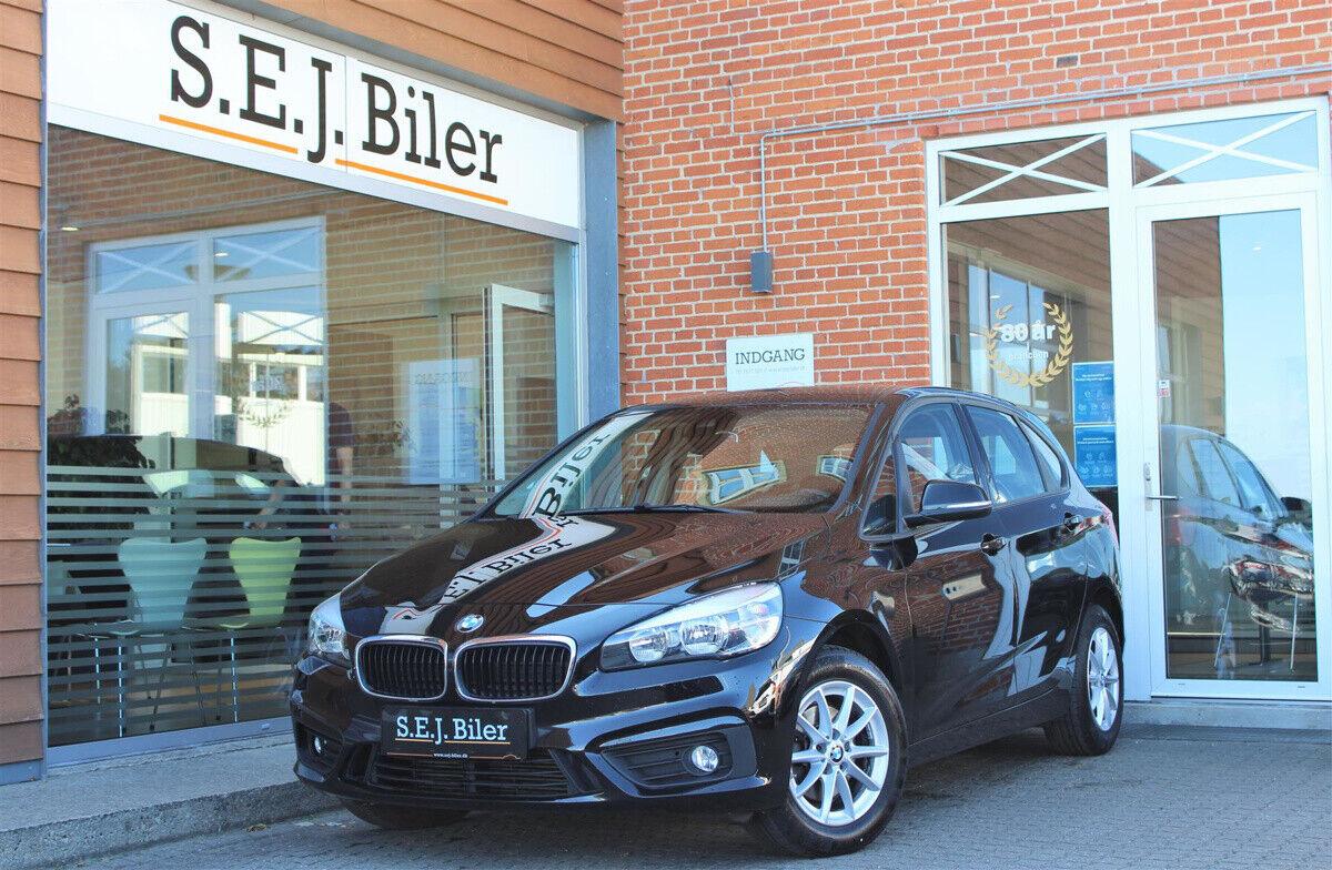 BMW 218d 2,0 Active Tourer Advantage 5d - 194.800 kr.