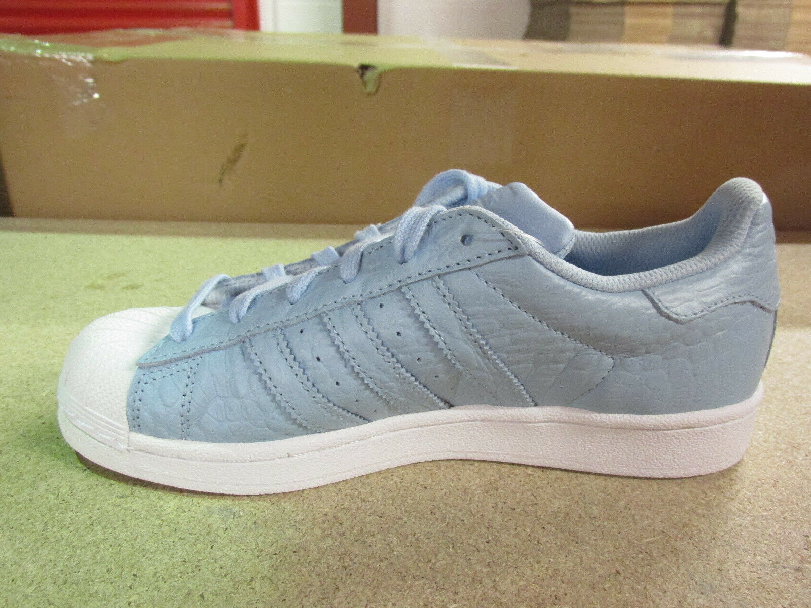 Adidas Originals Superstar S80550 Femme Trainers Sneakers Adidas