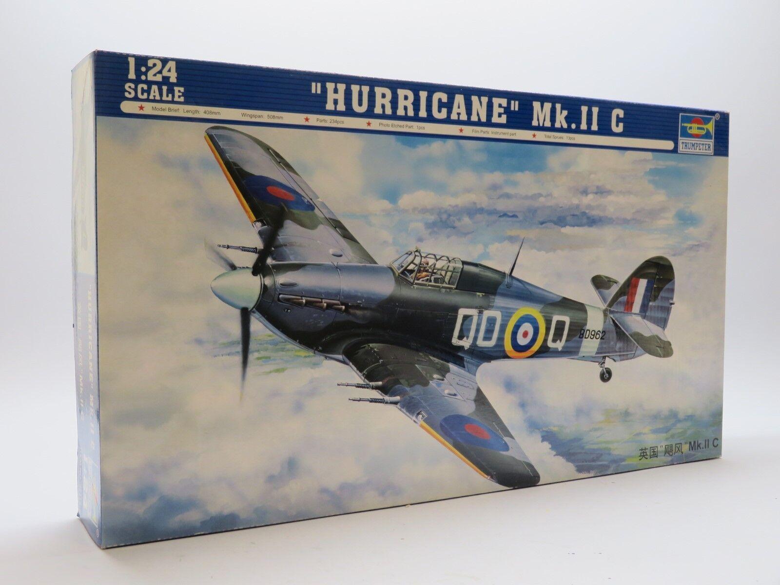 TRU02415 - Trumpeter 1 24 - Hawker Hurricane Mk.IIC