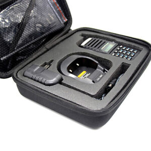 Storage-Box-Travel-Carry-Case-Nylon-Handbag-for-BAOFENG-UV-82-Walkie-Talkie-NEW