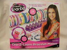 50x  CRA Z LOOM BRACELET MAKER KIT, JOBLOT, LOOM BOARD, LOOM BANDS, 2 PRONG LOOM