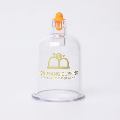 10cups No.2 Dongbang Medical Acupuncture Cupping Set 4 X 6cm Made In Korea Noo Natural & Alternative Remedies