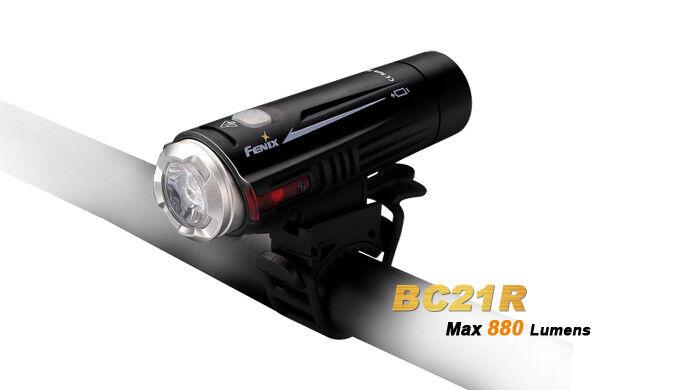 Fenix BC21R 2017 Cree XM-L2 T6 Universallampe 880 Lumen Neu OVP