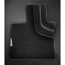 BMW Black Carpet Floor Mats 2014-2017 X5 35i 35iX 50iX Front & Rear 51472347731