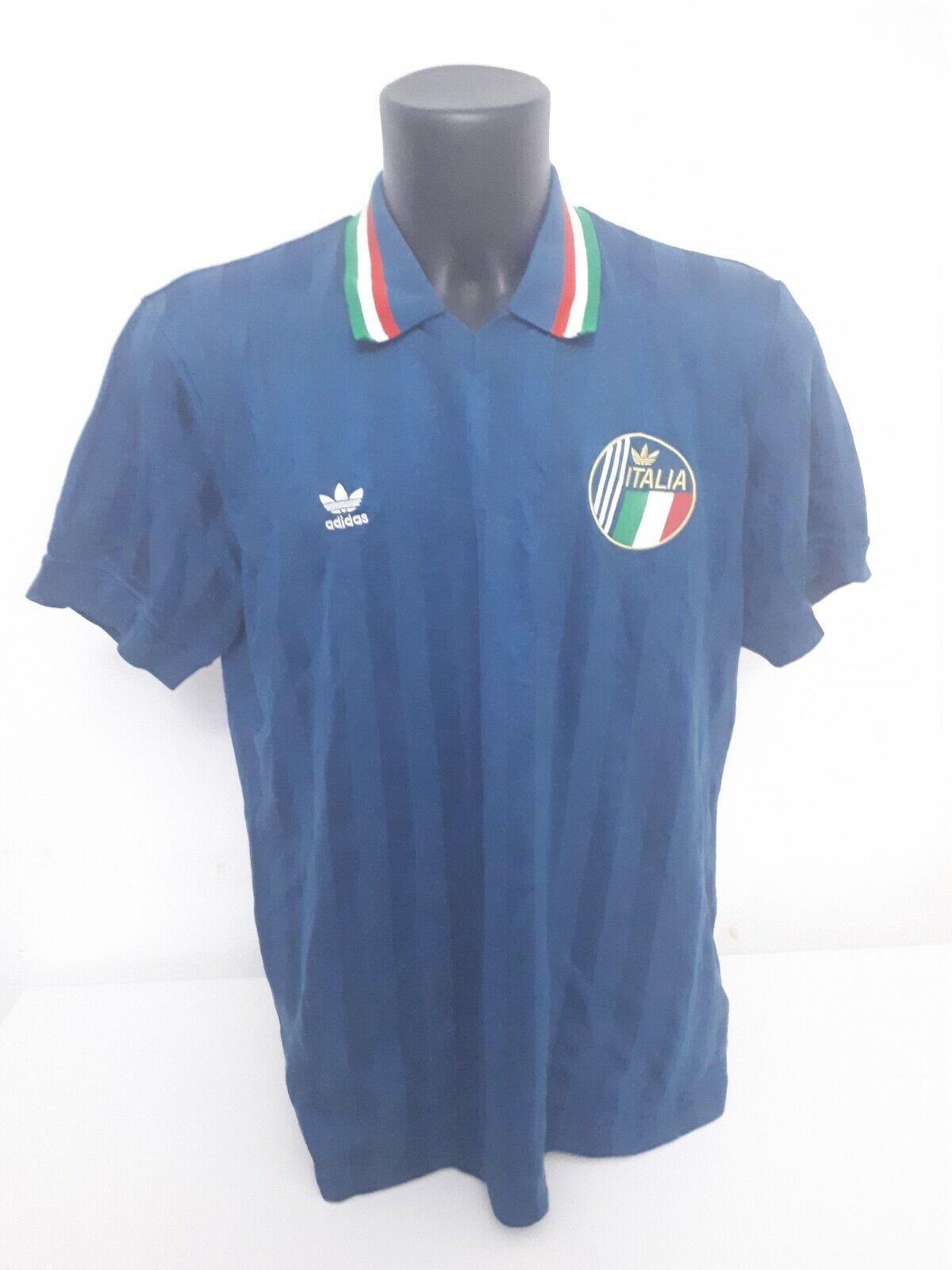 Camiseta Shirt Retro Vintage Futbol Seleccion Italiana talla xl