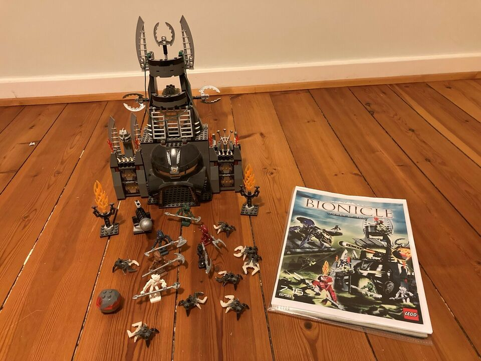 Lego Bionicle, 8758 Tower of Toa