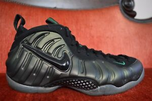 d178f0274a48a WORN 2X Nike Air Foamposite Pro Pine Green Black Gym Green 624041 ...