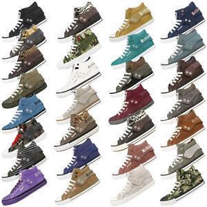 British-Knights-ROCO-BK-Scarpe-Uomo-Donna-High-Top-Sneaker-Mid-Boots-Unisex