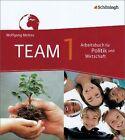 TEAM 1. Arbeitsbücher für Politik und Wirtschaft. Gesamtschule. Nordrhein-Westfalen. Neubearbeitung von Wolfgang Mattes (2012, Gebundene Ausgabe)