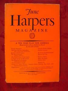 HARPER-039-s-June-1931-STUART-CHASE-ANDRE-MAUROIS-KAY-BOYLE-MARGARET-CULKIN-BANNING