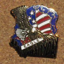 USB11 PIN SINGER GROUP JOHNNY HALLYDAY EAGLE USA COLORS