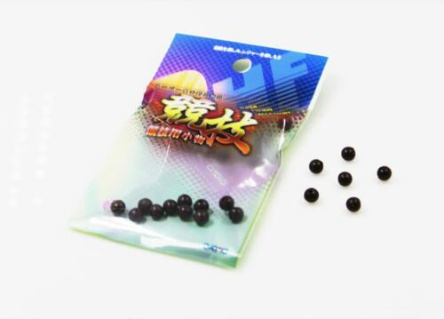 500 x 6mm Soft Tapered Bore Beads in Carp Terminal End Tackle