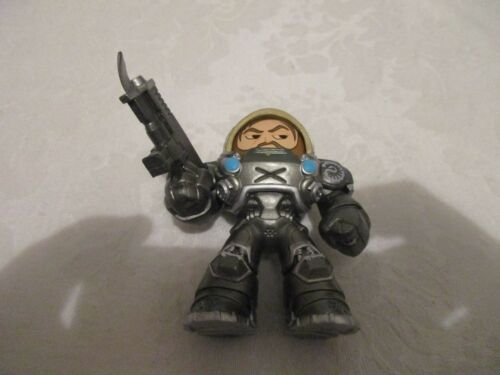 Loose Funko Mystery Minis Heroes of the Storm Jim Raynor Vinyl Action Figure