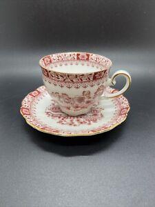 Seltmann Weiden Bavaria Theresia Tea / Demitasse Cup and Saucer ca.1949-1954