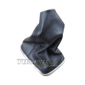 schalt manschette schaltknauf schaltsack chrom rahmen f r. Black Bedroom Furniture Sets. Home Design Ideas
