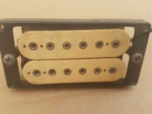 80's Dimarzio Super Distortion Humbucker Pickup = 12,93 K-afficher Le Titre D'origine Haute SéCurité