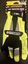 Xxl Mechanic Work Multipurpose Gloves Green Ivg 2 06 Xxl Hivis Ironclad