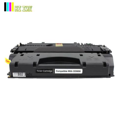 1 PK New CE505X 05X Toner For HP P2055D P2055DN P2055X Printers