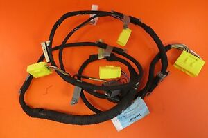 Details about JAGUAR 97-02 XK8 XKR Convertible Roof CABIN WIRING HARNESS on