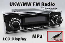 Retrosound Laguna Komplettset Pebble Oldtimer Radio MP3 AUX-IN L308409B078039