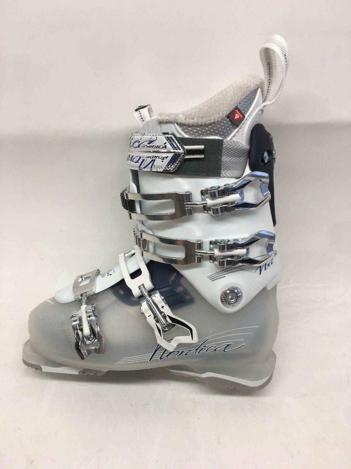 Nordica NXT N3 W Downhill Ski Boots White 25.5 295MM LEFT BOOT REPLACEMENT