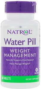 Water Pill by Natrol, 60 tablet 2 pack