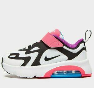 🔥 2019 Nike Air Max 200 Infant (Size UK