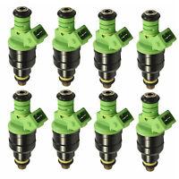 440cc 42lb Ev1 Fuel Injectors Set 8 For Gm L Ford Mustang T1 Ls1 Ls6 Dohc Sohc