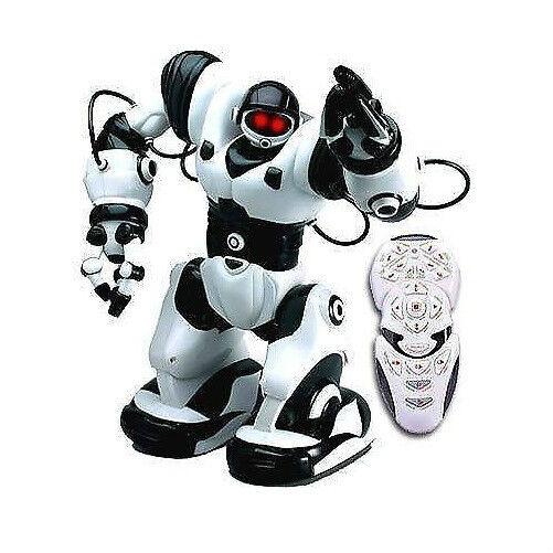 Interactive  RC TELECOuomoDO RADIO CONTROLLATO ROBOT roboactor ROBO Girl Boy giocattolo  liquidazione fino al 70%
