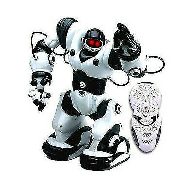 Interactive RC Remote Control Radio Controlled Robot RoboActor Robo Girl Boy Toy