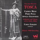 Puccini: Tosca (CD, Dec-1994, 2 Discs, VAI Audio)