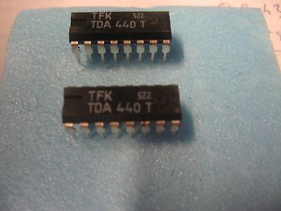ci TDA8451 PHILIPS DIP16 Neuf ic TDA 8451