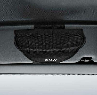Genuine BMW Eyewear Clip Glasses Case Holder Sunglass OEM 51160422717
