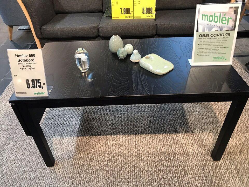 Sofabord, Haslev, egetræ
