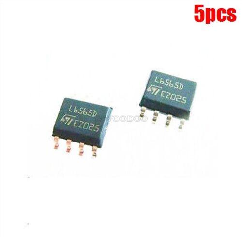 5 Pcs L6565 L6565D St SOP8 iy