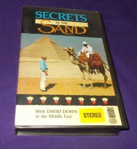 SECRETS-IN-THE-SAND-MIDDLE-EAST-DOCUMENTARY-VHS-DAVID-DOWN-ADVENTIST-MEDIA-VIDEO