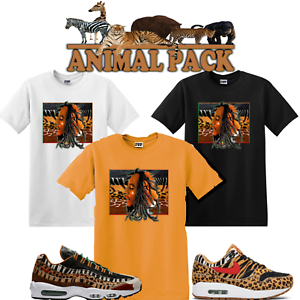 Dlx Max Atmos Fit Safari For Shirt Air 95 Nike We Pack Animal 1 Will xATwYpnqz