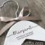 Personalised-engraved-dress-coat-hangers-wedding-party-bride-hanger-swirl-prop thumbnail 1