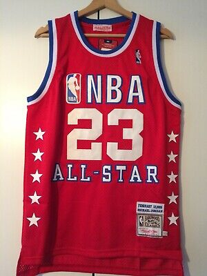 Michael Air Jordan Basketball Trikot // Jersey NBA All Star Game XXL Neu